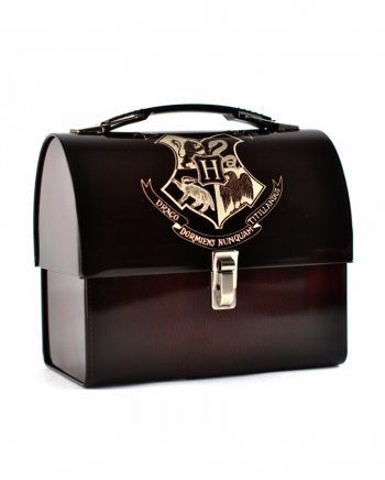 Harry Potter Hogwarts Pausenbox in Koffer Design