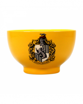 Harry Potter - Hufflepuff Cereal Bowl