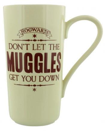 Harry Potter Muggles Kaffeetasse