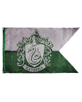 Harry Potter Slytherin Flagge