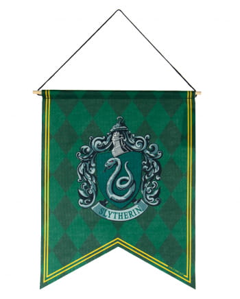 Harry Potter Slytherin Wappen Banner
