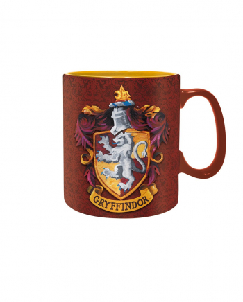 Harry Potter Cup Gryffindor 460ml