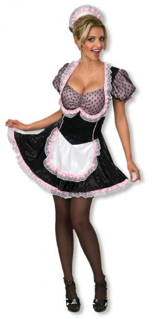 Haushälterin Kostüm XS