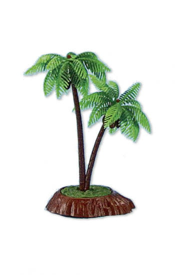 Deko Hawaii Palme