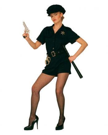 Heißes Polizistin Kostüm Gr. M