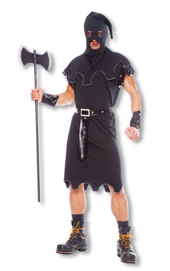 Henker Kostüm mit Haube XL