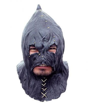 Henkersknecht Maske aus Latex