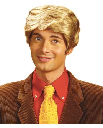 Männerperücke Heino Blond