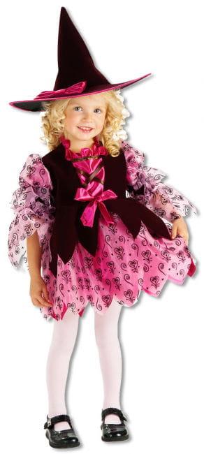 Chocolate Witch Costume