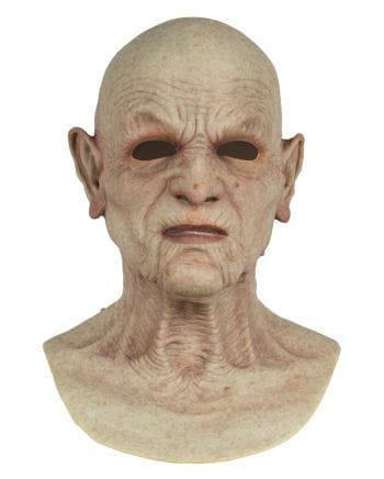 Böse Hexe Silikon Maske