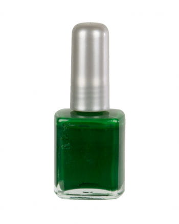 Witches Nail Polish Green