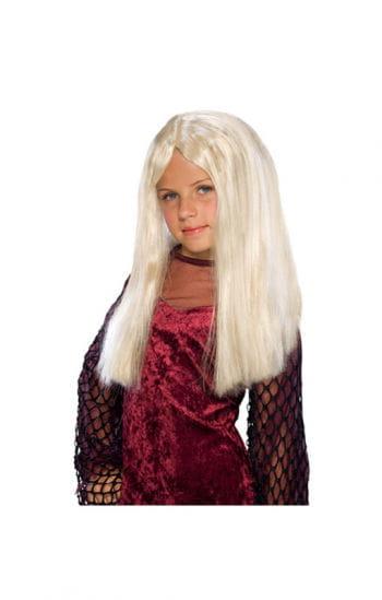 Witch Child Wig Blond