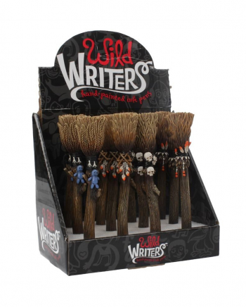 Kugelschreiber Hexenbesen Deluxe