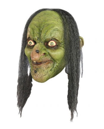 Grüne Hexenmaske Morgana