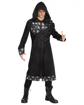 Hexer Kostüm Mantel