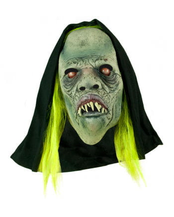 Witcher demon mask