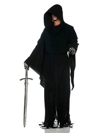 Hidden Reaper Herrenkostüm mit Gesichtstuch