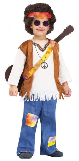 Hippie Child Costume Deluxe
