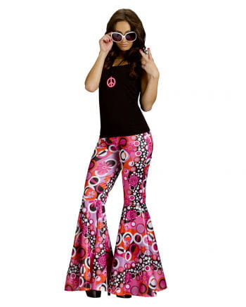 Hippie Flares Psychedelic Medium Large