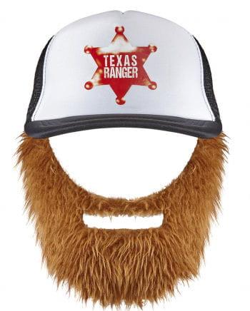 Hipster Cap With Beard