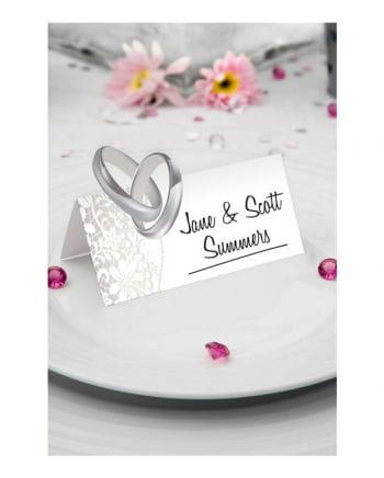 Wedding placecards 36 St.