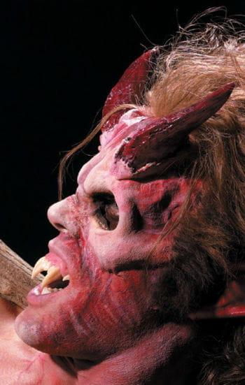 Dens horns red
