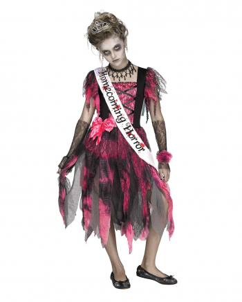 Homecoming Zombie Queen Costume