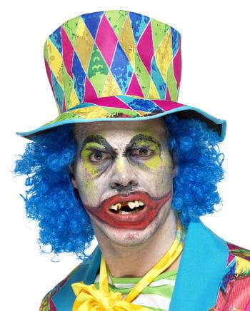 Gebiss Psycho Clown