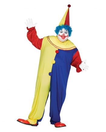 Plus Size Kostüm Horror Clown