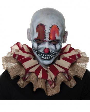 Horror Clown Frill Collar