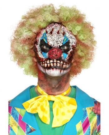 Killer Clown Foamlatex Applikation