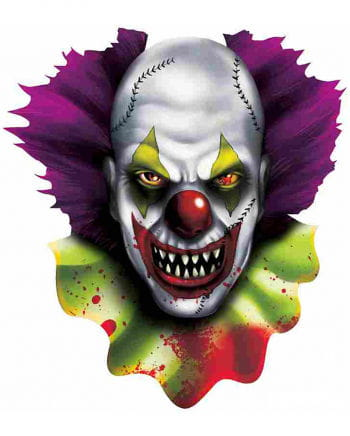 Horror Clown Decoration