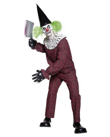 Horror Clown Verkleidung