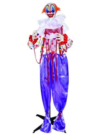 Horror Clown Animatronic 165 Cm