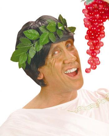 Green Laurel Wreath Headdress