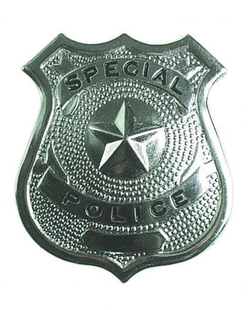 Special Agent Polizeimarke