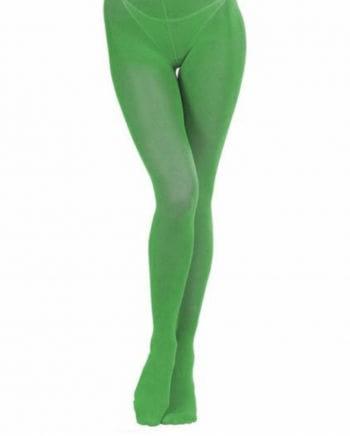 Grüne Strumpfhose