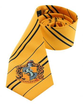 Harry Potter Hufflepuff Krawatte mit Hauswappen