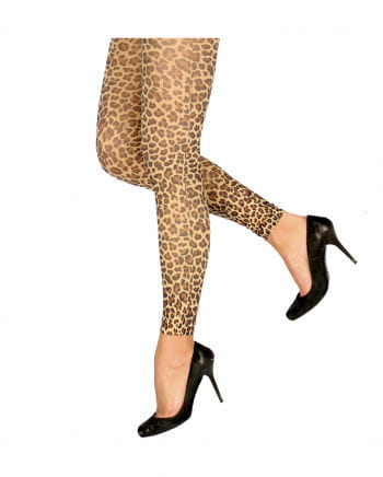 Leoparden Leggings