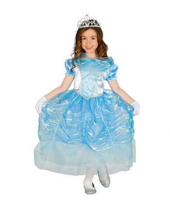 Prinzessinkleid Kinderkostüm Blau