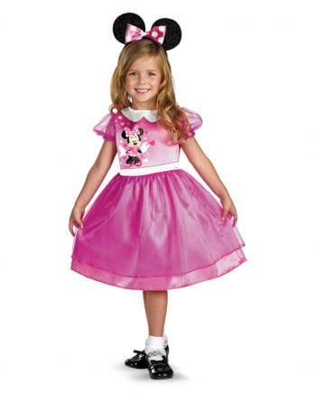 Minnie Mouse Kostüm/pink Kleinkinder
