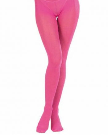 Pinkfarbene Strumpfhose