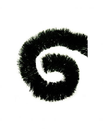 Decorative garland Black