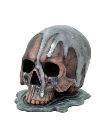 Steampunk Inferno skull