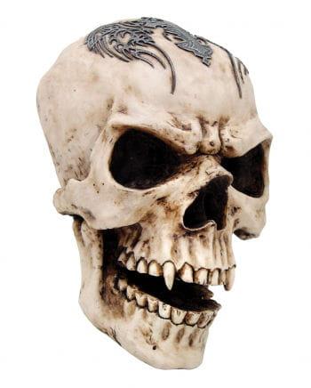 Vampir Skull Wandrelief