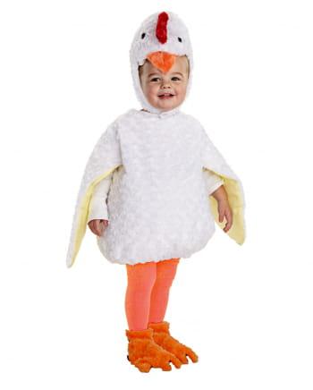 Chicken baby costume