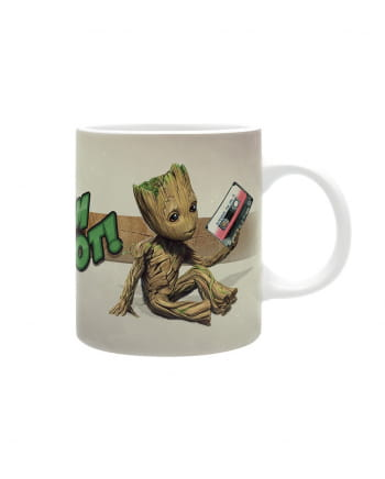 Guardians of the Galaxy I Am Groot Tasse