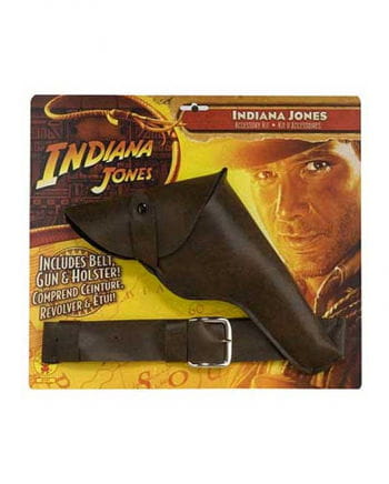 Indiana Jones Pistol, Halter And Belt