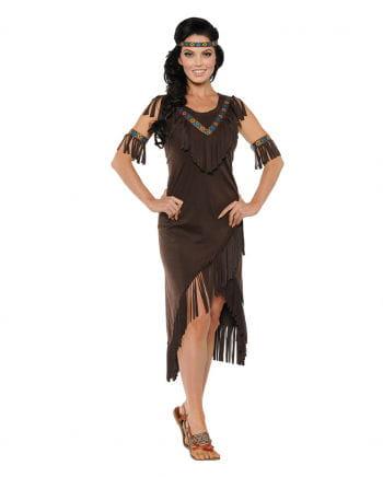 Spirit Indianerin Squaw Kleid