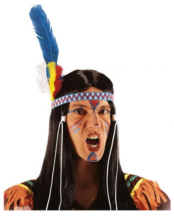 Indian wig
